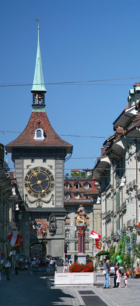 Bern Clock, Switzerland